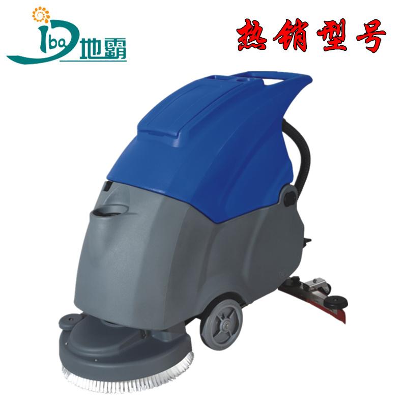 洗地机_小型电瓶式洗地机OK500