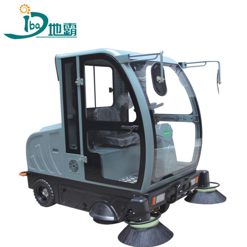 扫地车_全封闭驾驶式扫地机OS-V5