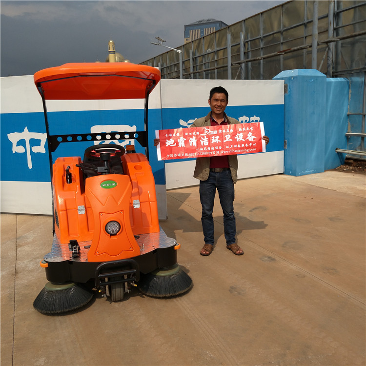 扫地机案例之中国建业昆明三峡大厦一期